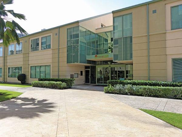 HawaiiUSA Main Office Building